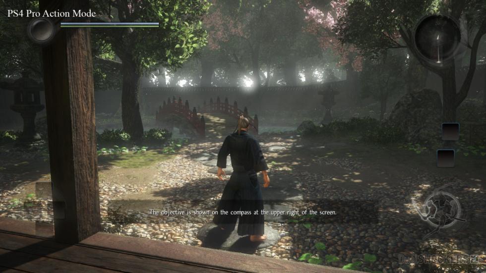 PS4 Pro Modo acción Dualshockers