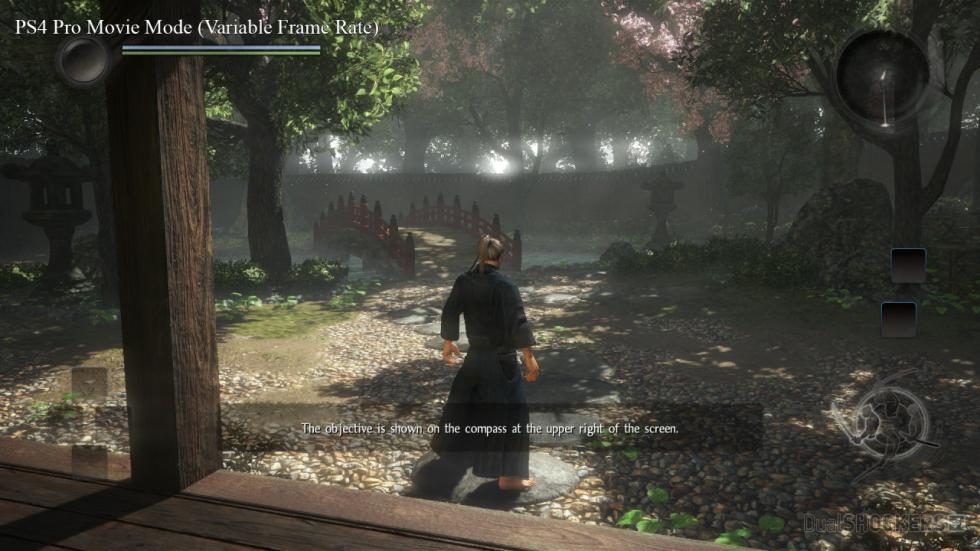 PS4 Modo cine variable Dualshockers