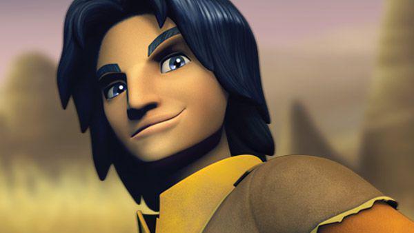 Ezra es el padre de Rey