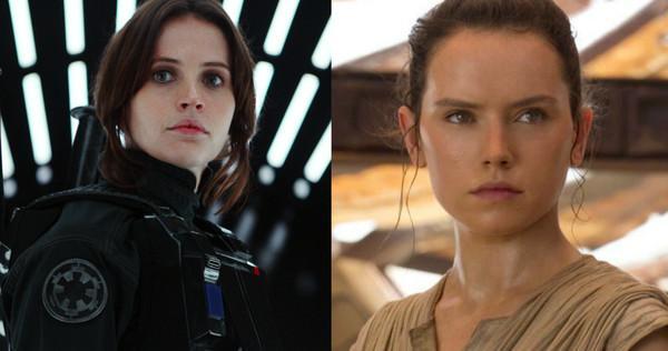 Jyn es la madre de Rey