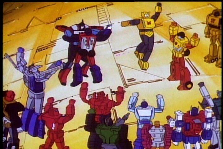 Transformers - The Rebirth