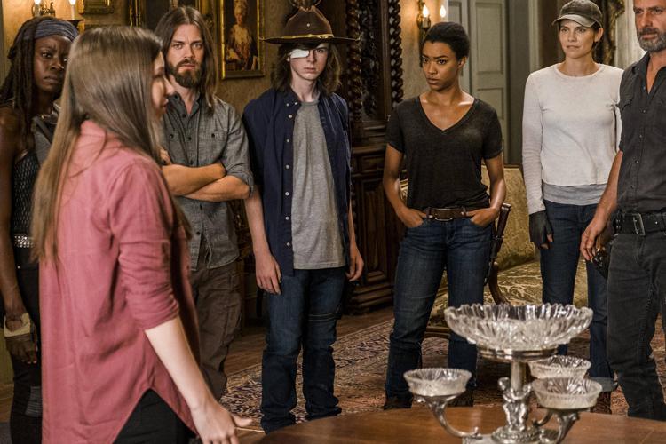 Temporada 7, AMC,