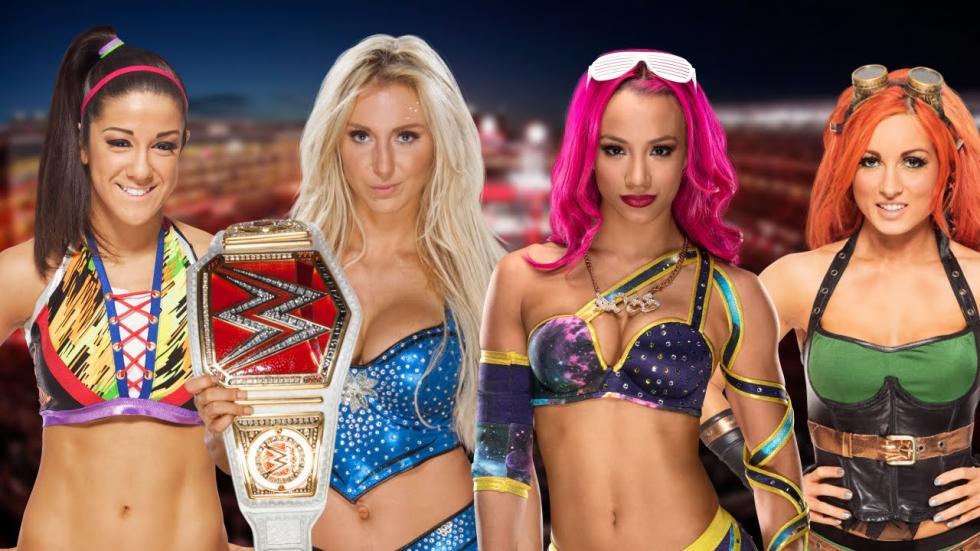WWE - Las mejores luchadoras de la actualidad