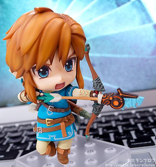 Zelda Breath of the Wild Nendoroid