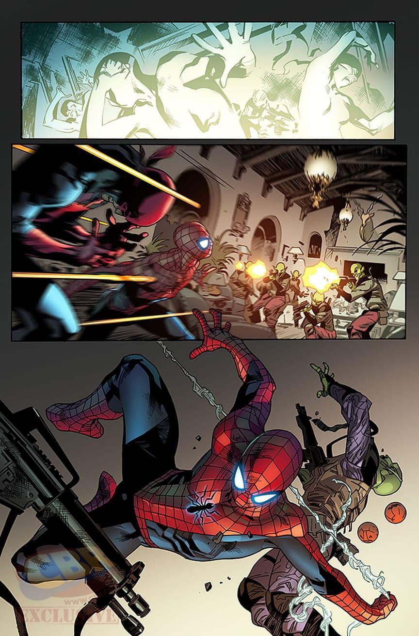 Marvel, Duende Verde, Stuart Immonen