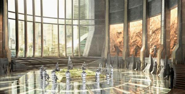 Black Panther - Wakanda en concept arts