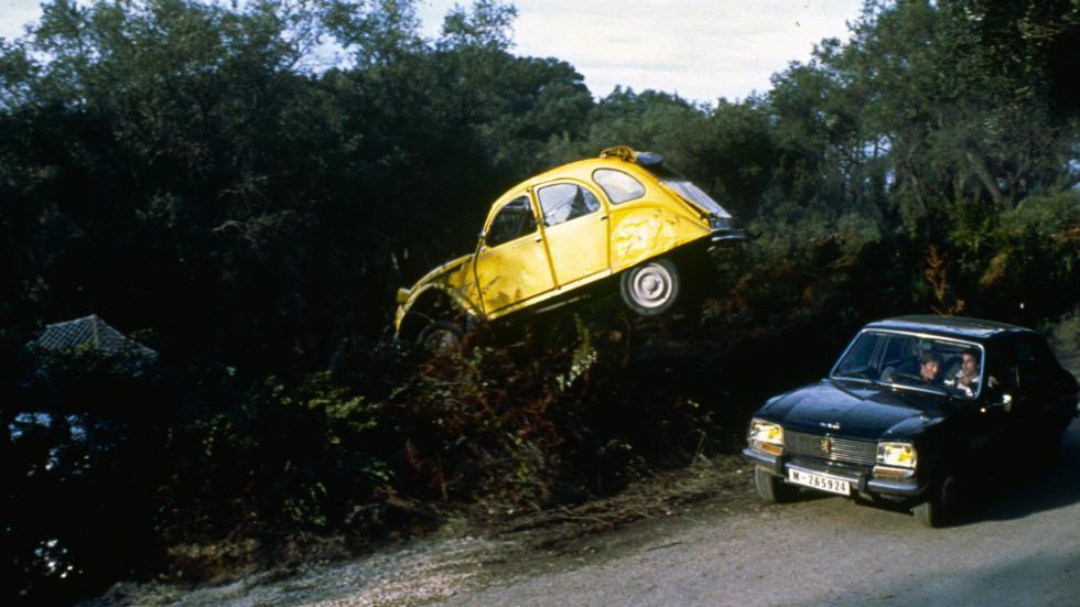 Los buenos - Citroën 2CV – Sólo para sus ojos