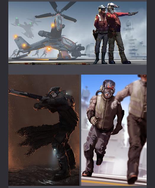 Darkside, el juego de Sony Santa Monica cancelado para PS4