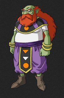 Dragon Ball Super Personajes Saga 5