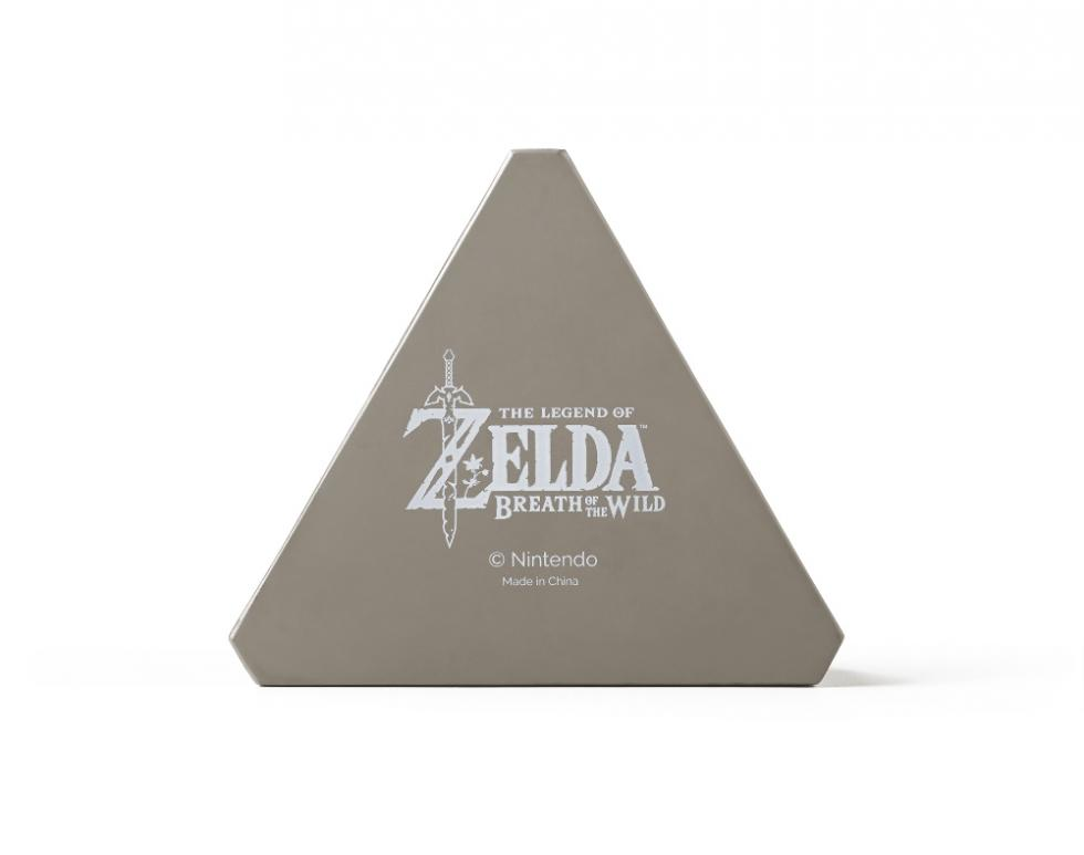 Espada Maestra de The Legend of Zelda Breath of the Wild Edición Limitada