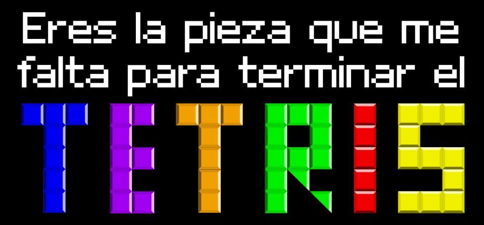 Tetris pieza