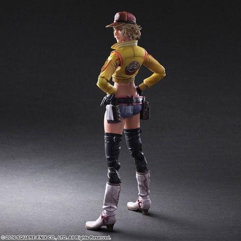 Final Fantasy XV - Play Arts Kai Cindy