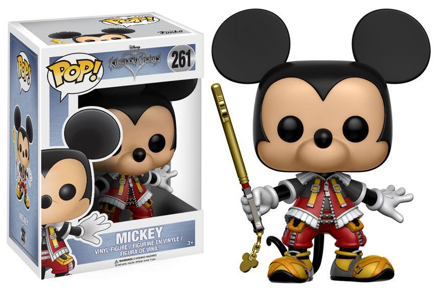 Funko Pop de Kingdom Hearts