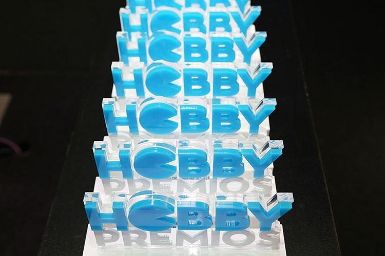 Hobby Premios 2016