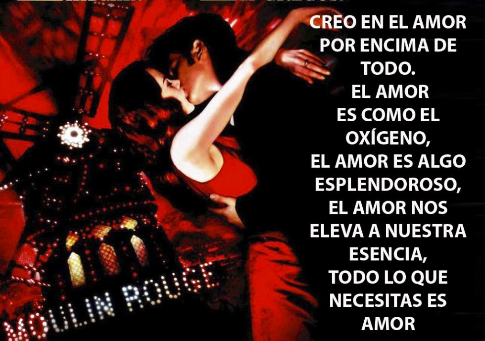 Moulin Rouge - Frases de amor