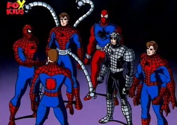 Spiderman  Cmo acab la serie de animacin de los 90