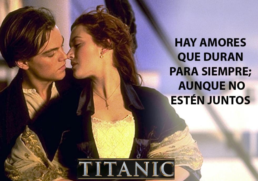 Titanic - Frases de amor