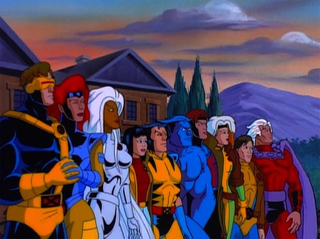 X-men: Graduation Day