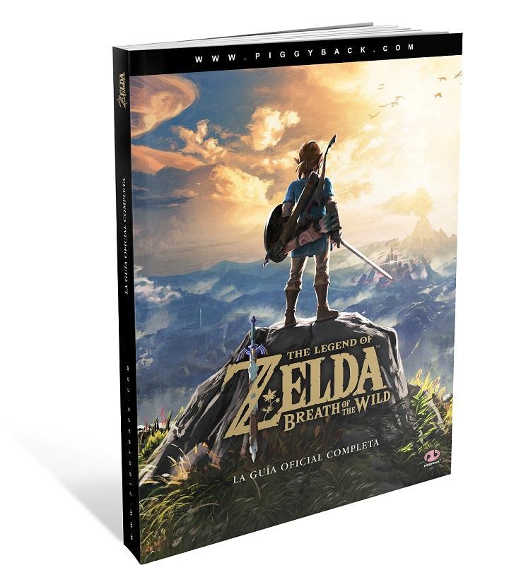 Zelda Breath of the Wild guía oficial
