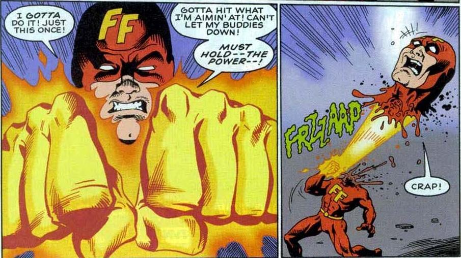 Los 11 superhéroes más débiles de DC Comics