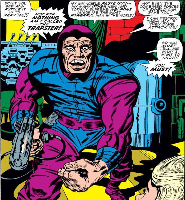 Los 11 superhéroes y villanos más débiles de Marvel
