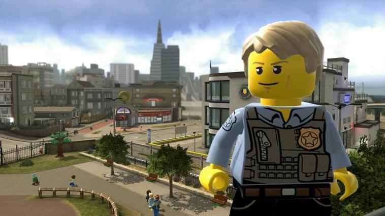 12. LEGO CITY UNDERCOVER