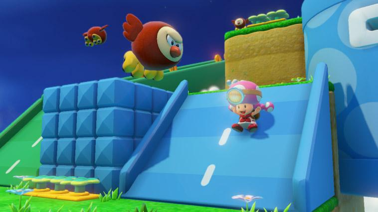 14. CAPTAIN TOAD: TREASURE TRACKER