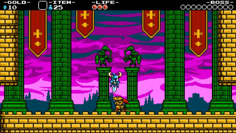 16. SHOVEL KNIGHT