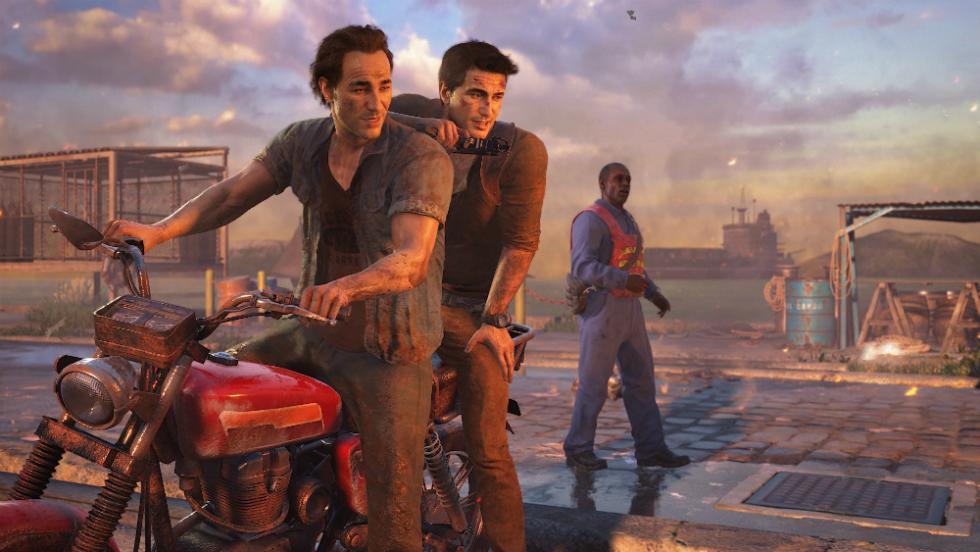 2. Uncharted 4 El Desenlace del Ladrón