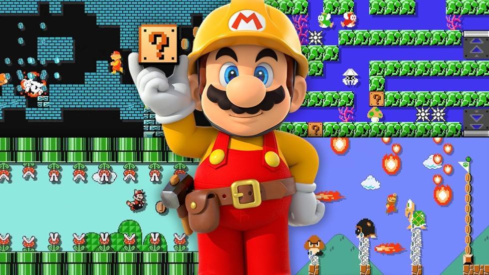 9. Super Mario Maker