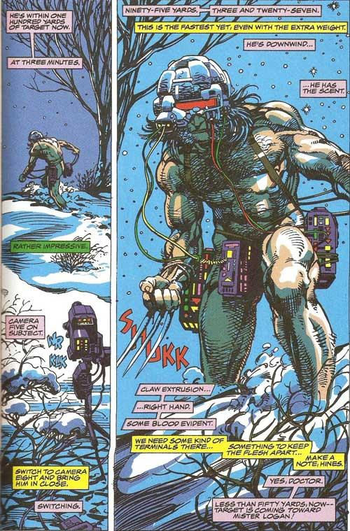 Arma-X - Review del origen de Lobezno de Barry Windsor-Smith