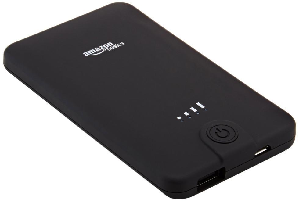 Batería Externa AmazonBasics 5.600 mAh
