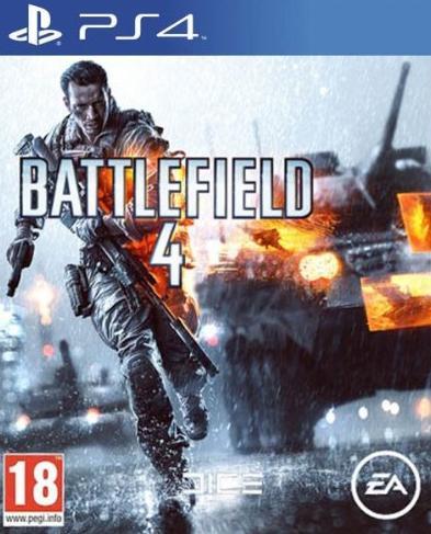 Battlefield 4 carátula