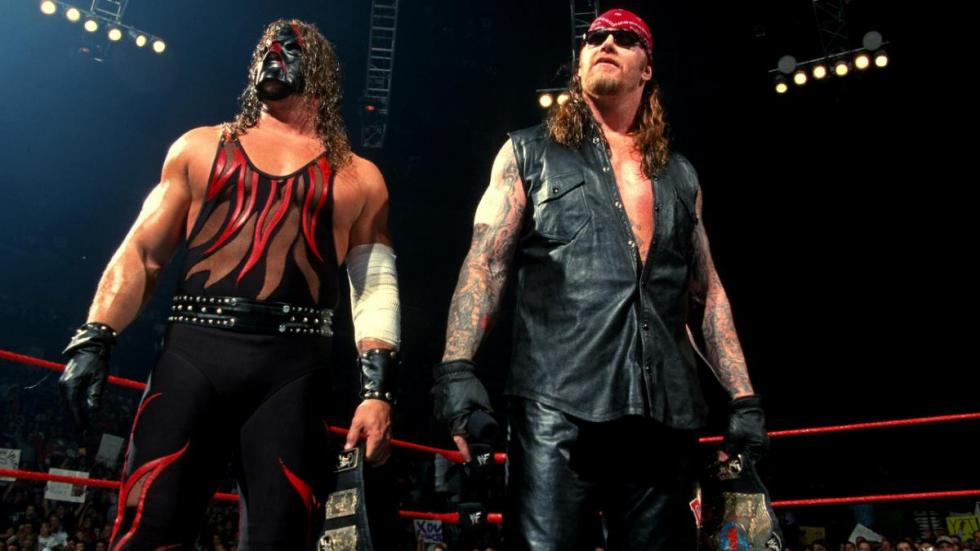 WWE - The Brothers of Destruction