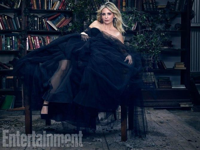 Buffy Cazavampiros - El reparto original se reúne 20 años después