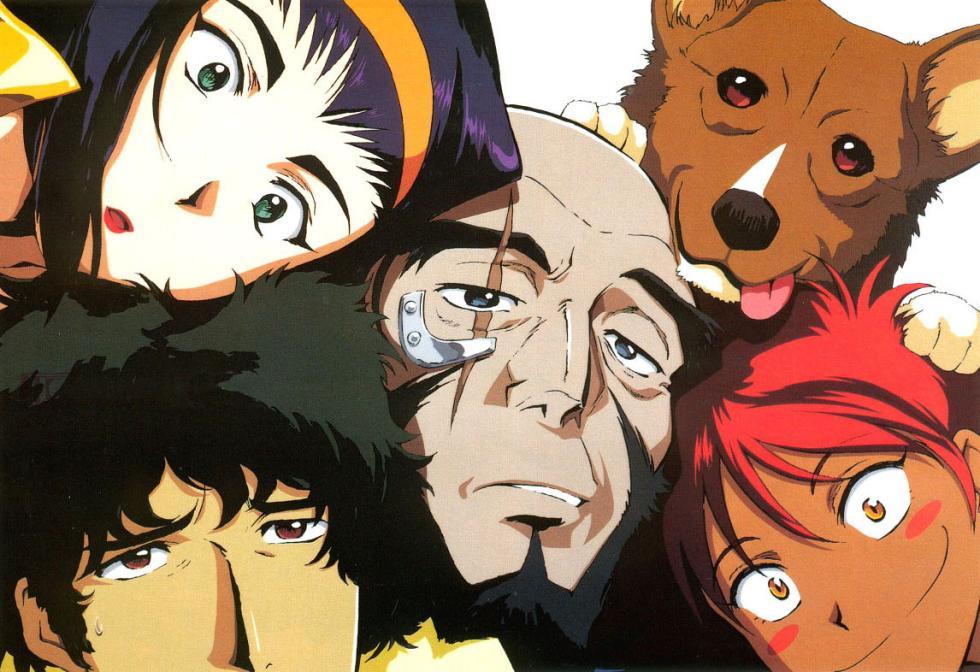 Cowboy Bebop serie anime
