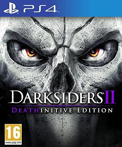 Darksiders II carátula