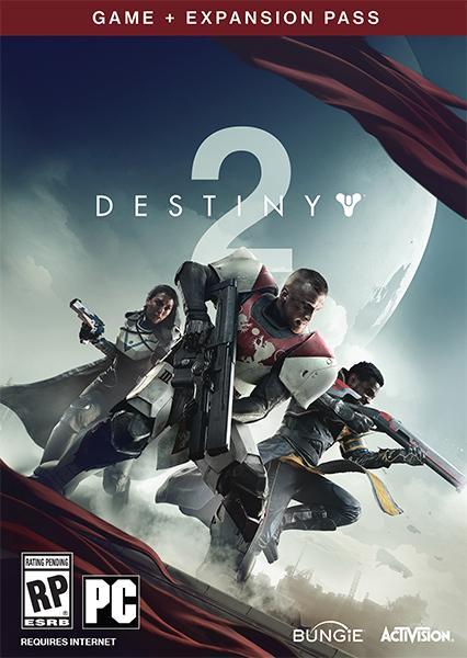 Destiny 2 edición pase de expansión