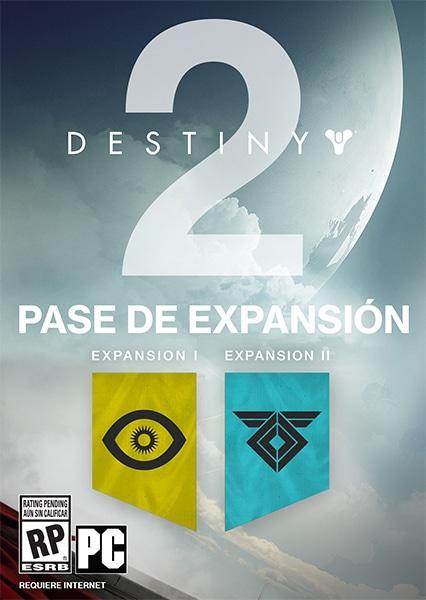 Destiny 2 pase de expansión