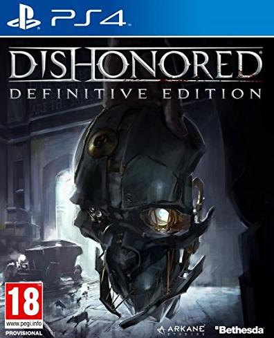 Dishonored carátula