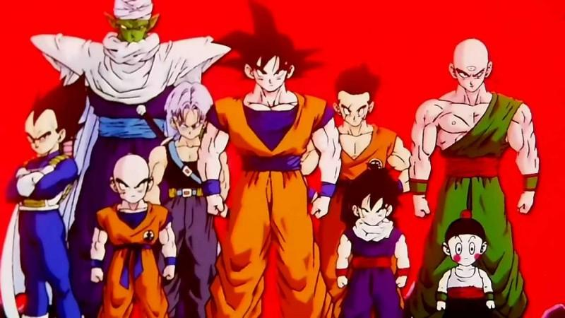 Dragon ball serie anime