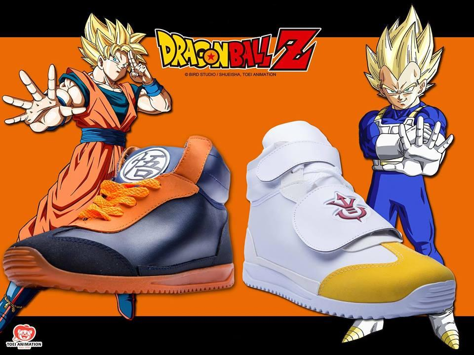 Dragon Ball Zapatillas