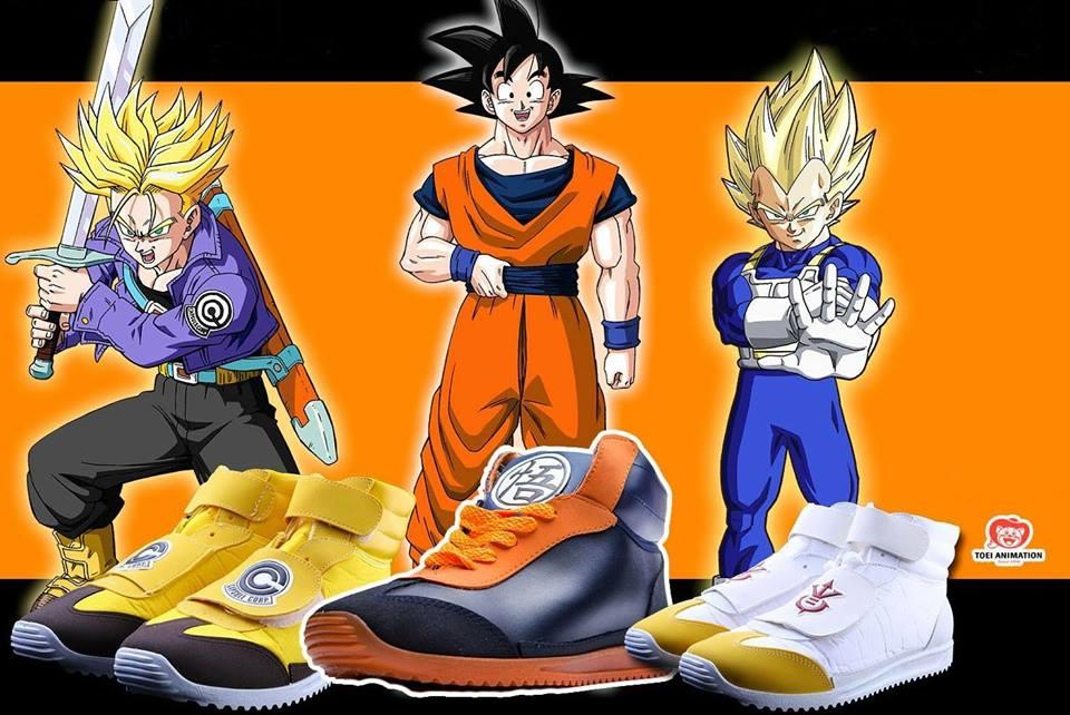 Dragon Ball Zapatillas