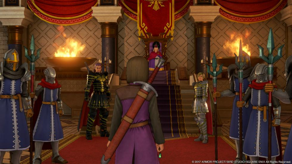 Dragon Quest XI para PS4