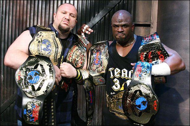 WWE - The Dudley Boyz