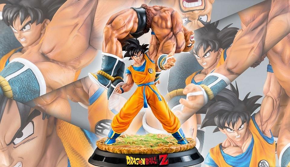 Goku Nappa
