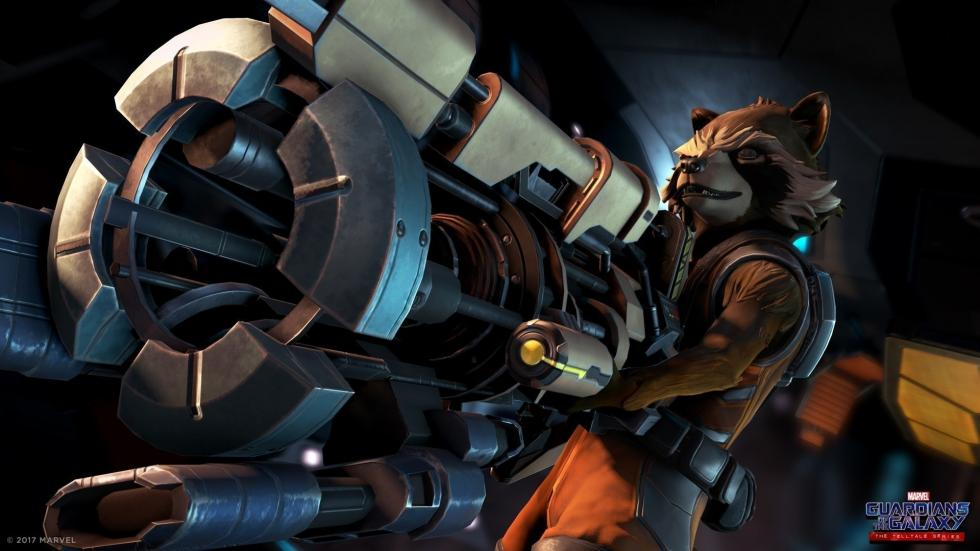 Guardianes de la Galaxia de Telltale Games - Nuevas imágenes