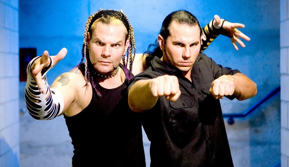 Los Hardy Boyz