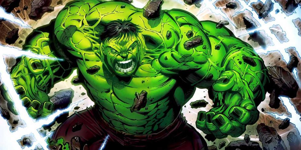 Hulk - 11 superhéroes que le vencieron