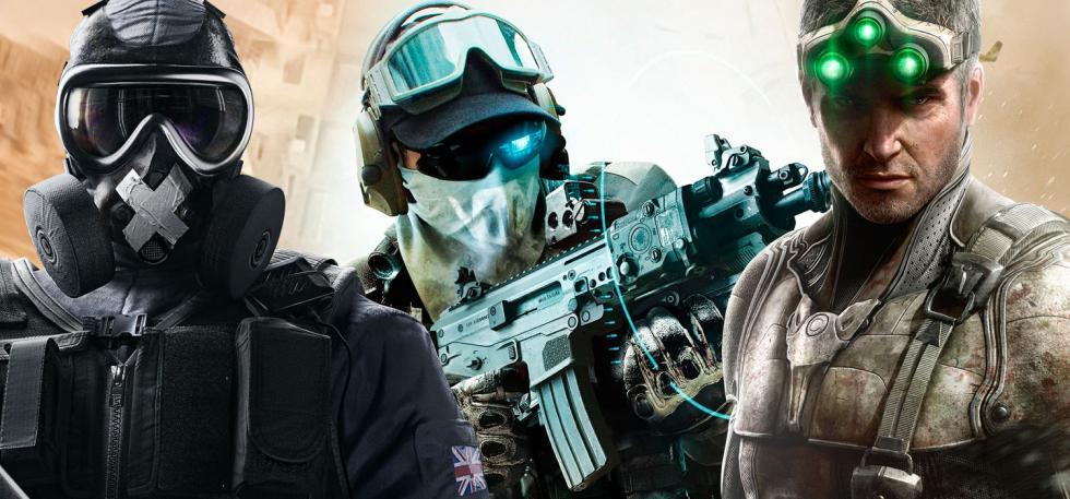 Juegos de Tom Clancy